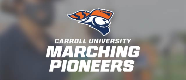 marching band logo