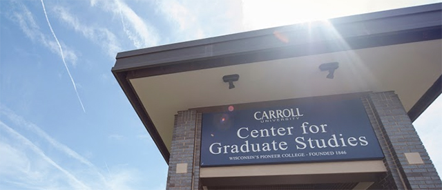 Center for Graduate Studies