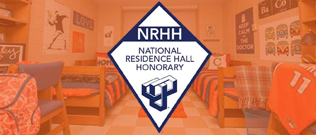 National Residence Hall Honorary Logo