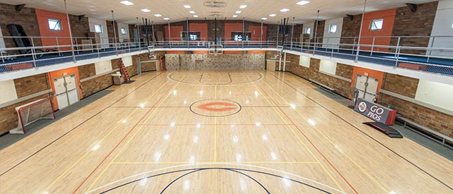 canfield gym